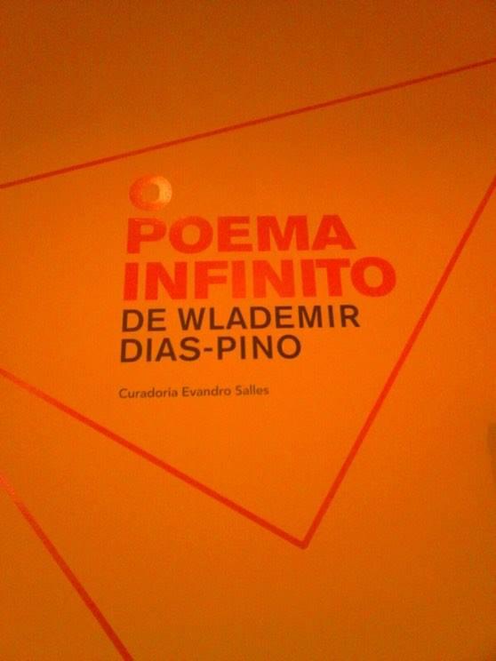 O Poema infinito - Foto de Juliana Góes